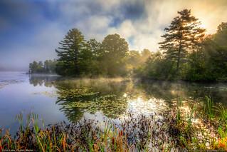 Maine Highlands - Echo Lake