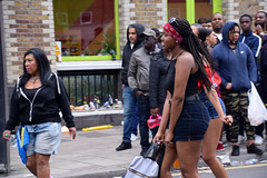 DSC_8152 (photographer695) Tags: notting hill caribbean carnival london exotic colourful costume girls aug 27 2018 stunning ladies