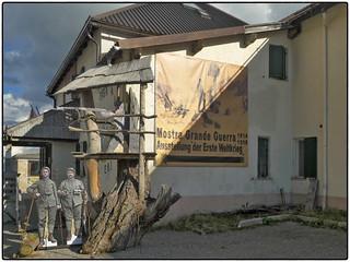Day 11 • Dolomiten,Passo Pordoi Museum