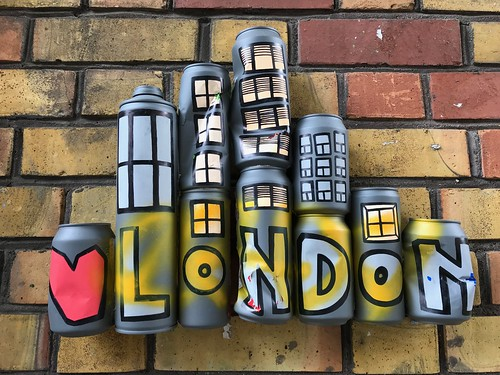 London in cans