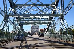 Great brigde in Dresden (davidvankeulen) Tags: blaueswunder loschwitzerbrücke bridge brug brücke europe europa deutschland duitsland germany saksen sachsen saxones dresden davidvankeulen davidvankeulennl davidcvankeulen urbandc
