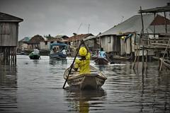 Ganvie colours (Rudi Verspoor) Tags: boat water lake ganvie benin africa westafrica travel travelling colour colourful people culture spectacular exploring goexplore