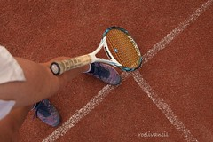Smile on Saturday with Happy feet (roelivtil) Tags: smileonsaturday happyfeet tennis