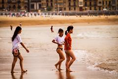Zurriola 2018-08-22 (Batix Ezeiza) Tags: zurriola hondartza playa itsasoa mar olatuak olas surf uda verano