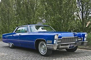 Cadillac Sedan DeVille 1968 (7870)