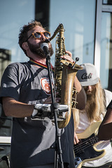 DSC_2089 (GRubio78) Tags: concert live band empirestrikesbrass newbelgium asheville nc 828 nikon d7500 bw brass brewery concierto brassterpiecetheater