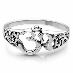 Meditation OM Ring for You (mywowstuff) Tags: gifts gadgets cool family friends funny shopping men women kids home