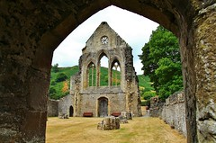 Valle Crucis Abbey Ruins (Eddie Crutchley) Tags: europe uk wales historicbuilding abbey ruins vallecrucisabbey medieval simplysuperb greatphotographers