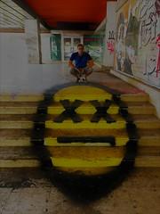 IMG_6809 (2) (kriD1973) Tags: croatia croazia kroatien croatie hrvatska istra istria istrien pola pula urban graffiti streetart smiley