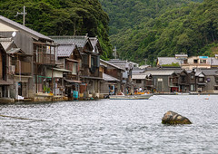 Funaya fishermen houses, Kyoto prefecture, Ine, Japan (Eric Lafforgue) Tags: architecture asia boat boathouse buildingexterior builtstructure coastline colorimage cultures day fishingindustry funaya harbour horizontal house ine japan japan18189 journey kyotoprefecture nauticalvessel nopeople outdoors photography row scenics sea tourism traditionalbuilding tranquilscene tranquility traveldestinations village water waterfront woodmaterial wooden jp