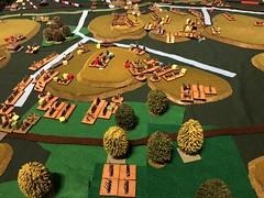 Borodino 2 Panorama (bbbchrisp) Tags: borodino 1812 battle wargame scenario bbb bloody big battles