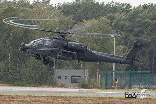 Q-24 Royal Netherlands Air Force Boeing AH-64D Apache