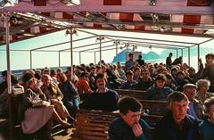 89-03 transport neapel capri sp02-107 (ulrich kracke (many thanks for more than 1 Mill vi) Tags: i bank boot capri gestänge neapel sonne tourist