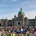 Victoria public holiday on Vancouver island