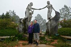 _DSC6577 (Quyr) Tags: dalat vietnam green smoke frog cloud tree forest langbiang lamdong portrait thunglungvang duonghamdatset