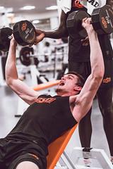 DSC05773 (OSUAthletics) Tags: oklahomastatecowboybasketball mensbasketball strength conditioning