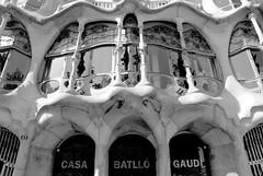 Casa Battlò (MikyAgo) Tags: mikyago agostini micheleagostini 2018 nikon d90 spagna spain barcellona barcelona battlò battlo casabattlò gaudí gaudi antonigaudí