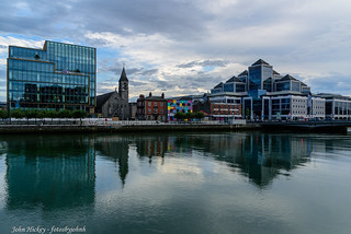 Dublin in the evening - DSC_0566 [Flickr Explore 20th August 2018]