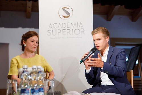 Kamingespräch Club Alpbach OÖ & ACADEMIA SUPERIOR 2018