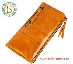 Leathers Clutches Women's.-LCW113 (leathersstuffs) Tags: leather stuffs goods buffalo cow sheep men women wallet fashion accessories business clutches