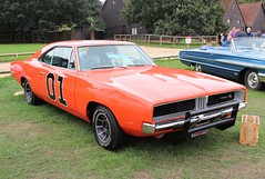 Dukes of Hazzard Dodge Charger (R.K.C. Photography) Tags: dodgecharger musclecar american dukesofhazzard generallee car 01 classic knebworthclassicmotorshow 2018 hertfordshire stevenage england unitedkingdom uk canoneos100d