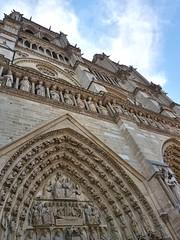 Notre-Dame de Paris (Silver Chew) Tags: europe paris france notredame notre dame building cathedral saint church humanity design art architecture ancient