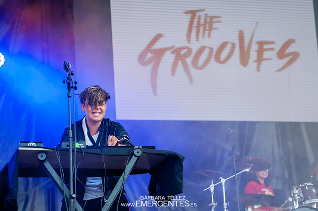 The Grooves - Sonorama 2018 (1)-1