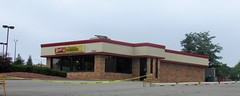 Wendy's rebuild (creed_400) Tags: wendys old fashioned hamburgers grand rapids city urban summer august fast food restuarant