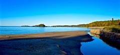 WIGWHAM ISLAND, WHITESANDS BEACH, LAKE SUPERIOR, MICHIPICOTEN FIRST NATION, ONTARIO, CANADA, ACA PHOTO (alexanderrmarkovic) Tags: wigwhamisland whitesandsbeach lakesuperior michipicotenfirstnation ontario canada acaphoto