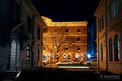 20180902-30-Gap between buildings (Roger T Wong) Tags: 2018 australia hobart poststreet rogertwong sel24105g sony24105 sonya7iii sonyalpha7iii sonyfe24105mmf4goss sonyilce7m3 tasmania night