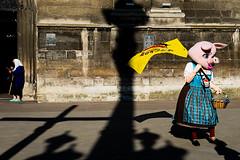 . (Joanna Mrowka) Tags: street streetphotography lviv lwow ukraine travelphotography travel light shadow ngc littledoglaughedstories