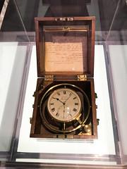 Captain's timepiece