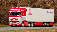 AS91508 (18.04.06, Motorvej 501, Viby J)DSC_4779_Balancer (Lav Ulv) Tags: 245097 daf dafxf xfeuro6 xf460 superspacecab 2015 e6 euro6 6x2 wettertransport ftg schmitztrailer refrigeration kühltransporte køletransport red grey gray truck truckphoto truckspotter traffic trafik verkehr cabover street road strasse vej commercialvehicles erhvervskøretøjer danmark denmark dänemark danishhauliers danskefirmaer danskevognmænd vehicle køretøj aarhus lkw lastbil lastvogn camion vehicule coe danemark danimarca lorry autocarra danoise motorway autobahn motorvej vibyj highway hiway autostrada trækker hauler zugmaschine tractorunit tractor artic articulated semi sattelzug auflieger trailer sattelschlepper vogntog 3axletrailer