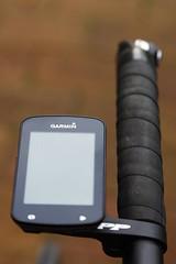 Garmin fietscomputer tijdritstuur (matthijs.vandervaart) Tags: fiets fietsen bike bicycle fietscomputer garmin bikecomputer 100bicycles