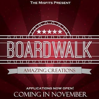 Boardwalk Event accepting applications