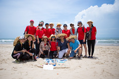 IMG_2859 (Ho Chi Minh City & Hanoi) Tags: scd rse csr beach vietnam teambuilding coworkers ecology plastics seminar workshop ccifv cci ccifi france