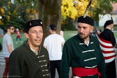 Zrínyi Ünnep Szigetvár 2018-09-08 (11) (neonzu1) Tags: zrínyiünnepszigetvár20180908 szigetvár town festival people historicalreenactment costume