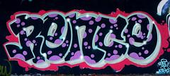 graffiti in Amsterdam (wojofoto) Tags: amsterdam nederland netherland holland graffiti streetart wojofoto wolfgangjosten hof amsterdamsebrug flevopark legalwall rence