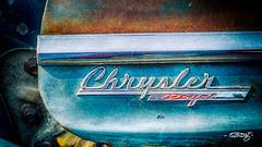'48 Chrysler Royal (dougkuony) Tags: 48chrysler ac coffeecruise hdr royal grey