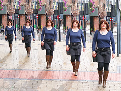 Out & About In Leeds (JanetClarke_UK) Tags: crossdresser transvestite lff tranny leeds crossdressing