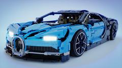 Bugatti Chiron (mecabricks) Tags: lego mecabricks cycles 3d render bugatti chiron