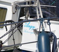 Dutch Boat Names at Veere (111) (bertknot) Tags: funnyboatnames dutchboatnames leukebootnaam leukebootnamen veere