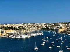 Kalkara view (AchillWandering) Tags: stangelo fort view kalkara port sea landscape malta birgu vittoriosa ciel water sky