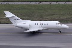 Wind Rose Aviation Co Raytheon Hawker 800XP UR-WRR (c/n 258617) (Manfred Saitz) Tags: vienna airport schwechat vie loww flughafen wien wind rose aviation raytheon hawker 800 xp h25b urwrr urreg