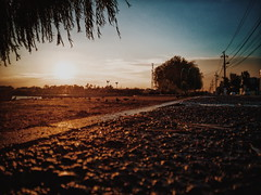 *** (АнтонТёма) Tags: lanscape mobilephoto huaweip9lite sunset sky