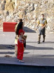 Orient Belly Dancer during the Show (Superoperater hero) Tags: 2012 berbagrozdja daniberbe predstava putovanja smederevo smederevskajesen smederevskatvrdjava srbija tvrdjava vasar