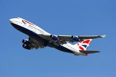 B747 G-CIVX London Heathrow 13.09.18 (jonf45 - 4 million views -Thank you) Tags: british airways boeing 747436 747 b747 jumbo london heathrow airport egll lhr airliner civil aircraft jet plane flight aviation gcivx