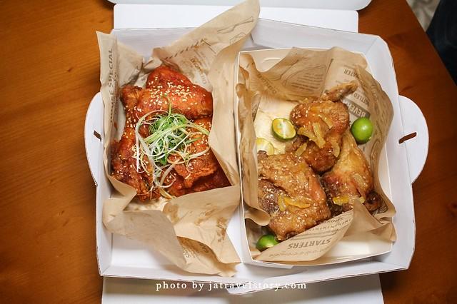 一燔食事 鮮嫩多汁韓式炸雞169元就吃的到,歐姆蛋咖哩牛肉香味十足!【基隆美食】 @J&A的旅行