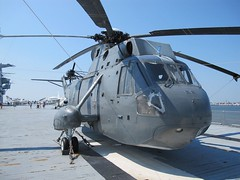 """Sikorsky SH-3G Sea King 1 • <a style=""""font-size:0.8em;"""" href=""""http://www.flickr.com/photos/81723459@N04/43936287874/"""" target=""""_blank"""">View on Flickr</a>"""