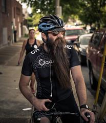 Gateway Cup (tpkilgore9) Tags: cycling bike fujifilm beard people xf35mm xt2 fujixt2 missouri stl stlouis thehill streetportrait street